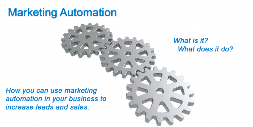 What is marketing automation? … and why you need it in your business