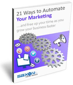 21 ways to automate marketing cover