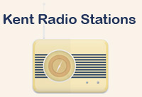 Kent radio stations